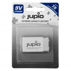 Jupio Lithium Battery 9V 1 pc VPE-10