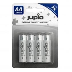 Jupio Litija Baterijas AA 4 VPE-12
