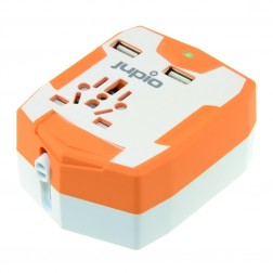 Jupio PowerVault 6000 Travel Adapter ceļojumu adapteris ar akumulatoru