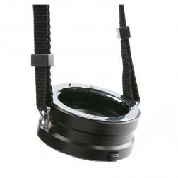 Kooka Capture Lens abpusējs objektīvu turētājs Nikon