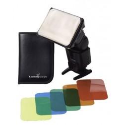 Lumiquest FX softboksa un krāsu filtru komplekts