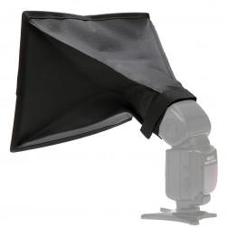 Fotocom Kameras zibspuldzes softbokss 20x30cm