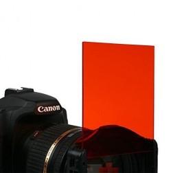 Fotocom Kvadrātisks sarkanais filtrs