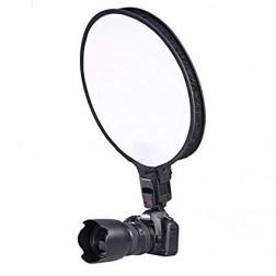 Fotocom Round 40cm Softbox for DSLR/CSC Camera Flash