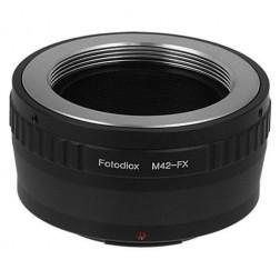 Fotocom M42-FX Manual Lens Adapter