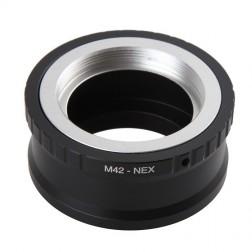 Fotocom Objektīvu adapteris M42-NEX