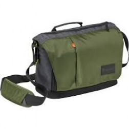 Manfrotto MB MS-M-GR Street Camera Messenger Bag for CSC/DSLR, top opening