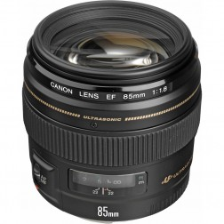 Canon EF 85mm f/1.8 USM noma