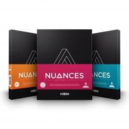 Cokin NUANCES L gradientais ND filtrs ND8 Soft – 3 f-stopi