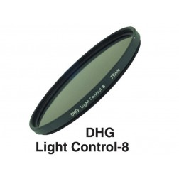 Marumi DHG Light control 8 (3 f-stopi) 55 mm ND filtrs