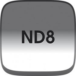 Cokin M G2-Soft gradientais ND filtrs (ND8) (0.9)