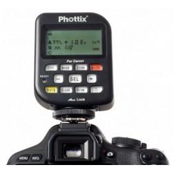 Phottix Odin TTL zibspuldžu palaidēja kompl. Canon noma