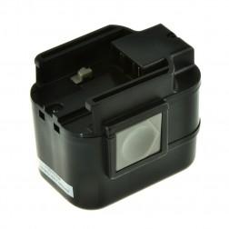 Jupio AEG BS2E7.2T Rechargable Battery - Ni-MH 7.2V