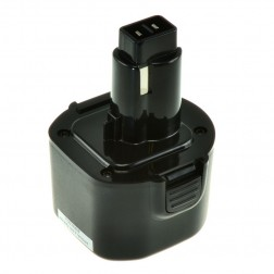 Jupio Black & Decker A9251 Rechargable Battery - Ni-MH 9.6V
