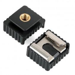 Fotocom Adapteris kameras zibspuldžu stiprināšanai