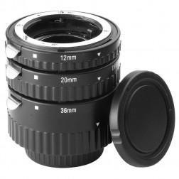 Meike makro gredzenu komplekts Canon