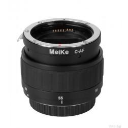 Meike EXT teleskopisks makro gredzens Canon AF
