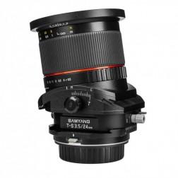 Samyang T-S 24mm 1:3.5 Nikon