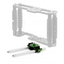 Genesis Adapteris kameras stiprināšanai ar 15mm stieņiem plecu uzkabēm