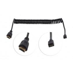 Genesis HDMI-microHDMI vītais vads