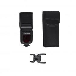 Quadralite Stroboss 60 zibspuldze Canon