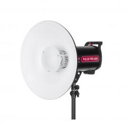 Quadralite Beauty Dish reflektors balts 42cm