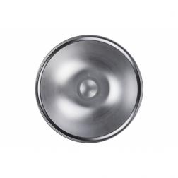 Quadralite Radar Beauty Dish reflektors sudraba 55cm
