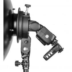 Quadralite Repoter S turētājs gaismas veidotājiem