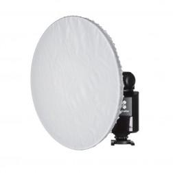 Quadralite Reporter beauty dish reflektors paredzēts Reporter zibspuldzēm