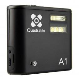 Quadralite A1 mobilā telefonā zibspuldze/LED/palaidejs