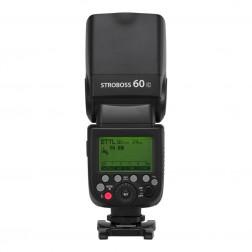 Quadralite Stroboss 60 Basic Manual Camera Flash