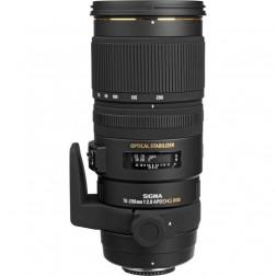 Sigma 70-200mm F2.8 EX DG OS HSM objektīvs Nikon