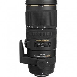 Sigma 70-200mm F2.8 EX DG OS HSM objektīvs Canon