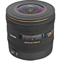 Sigma 4.5mm F2.8 EX DC Circular-Fisheye objektīvs Canon