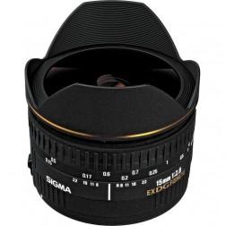 Sigma 15mm F2.8 EX DG Diagonal-Fisheye objektīvs Canon
