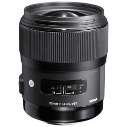 Sigma 35mm F1.4 DG HSM Art objektīvs Canon