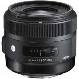 Sigma 30mm F1.4 DC HSM Art objektīvs Nikon