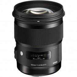 Sigma 50mm F1.4 DG HSM Art objektīvs Nikon