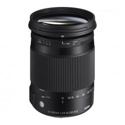 Sigma 18-300mm 3.5-6.3 DC Macro OS HSM objektīvs Nikon