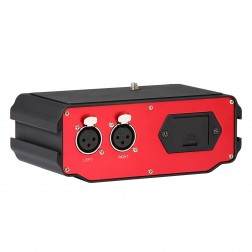 Saramonic SR-AX107 Audio adapteris 2-kanālu XLR ievadei