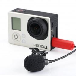 Saramonic SR-GMX1 GoPro Lavalier mikrofons