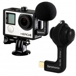 Saramonic GoMic stereo mikrofons GoPro 3/3+/4