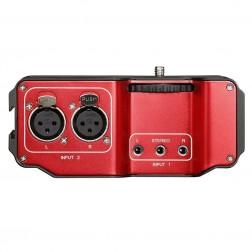 Saramonic SR-PAX2 Audio adapteris ar duālo XL/3,5mm ievadi
