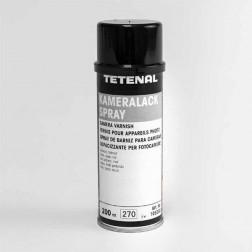 Tetenal Kamera Varnish Spray melna matēta krāsa 200ml