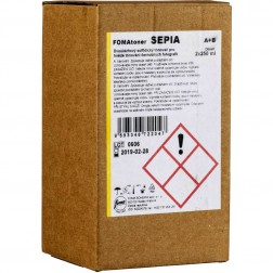 Foma toneris Sepia 2x250ml