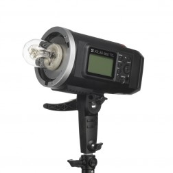 Quadralite Atlas 600 TTL Studio Flash with Battery (Godox Wistro AD600 TTL)