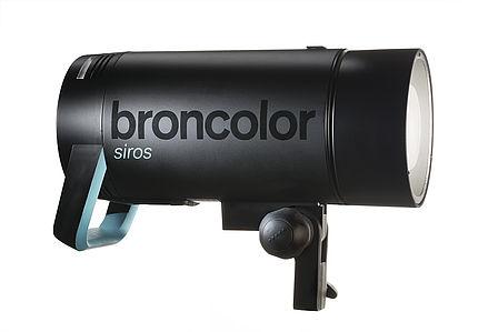 Jaunā Broncolor Siros zibspuldze